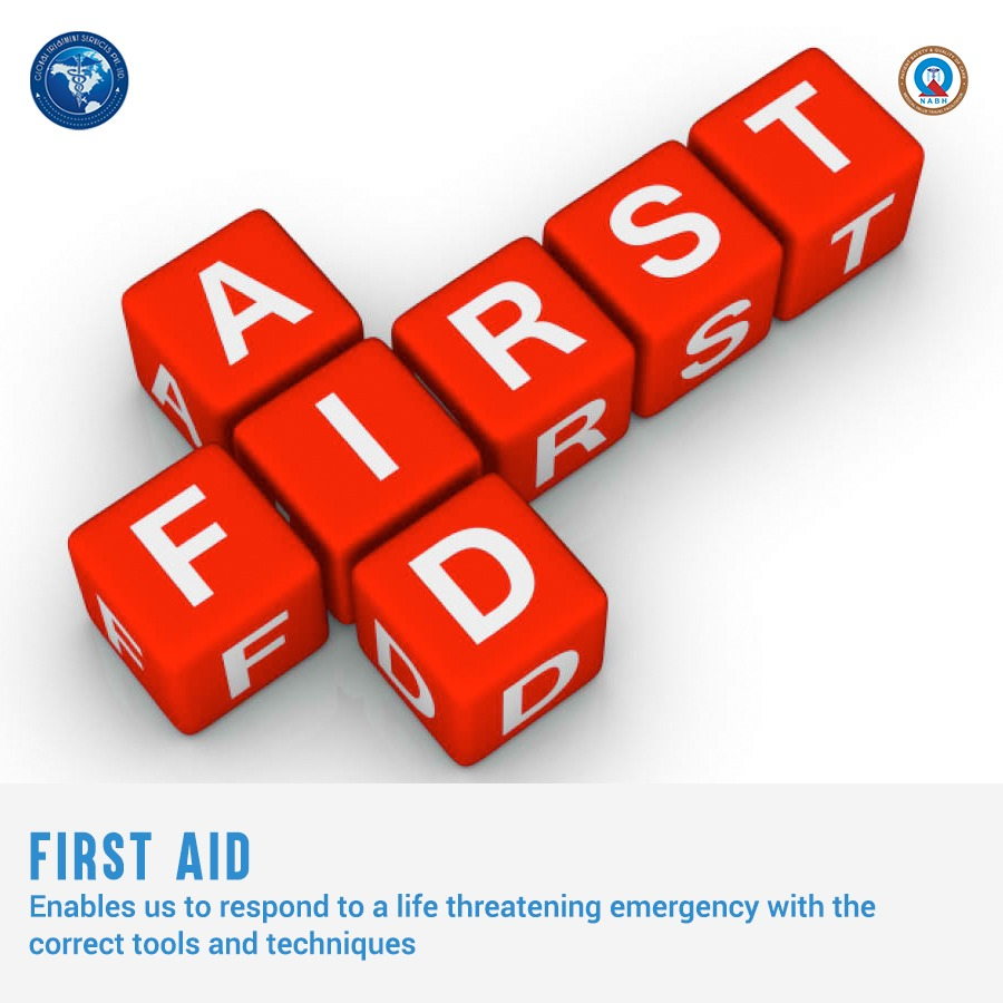 26.Firstaid